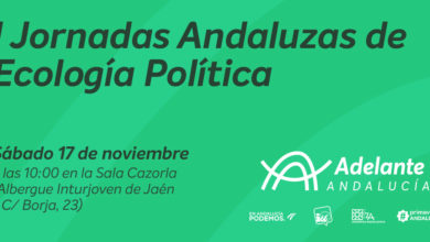 Jornadas Andaluzas de Ecología Política