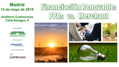 Financiación Renovable: PPAs vs. Merchant