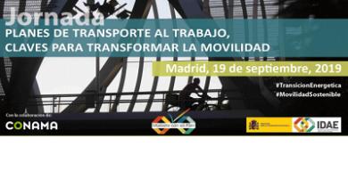 Jornada Planes de Transporte al Trabajo, claves para transformar la movilidad