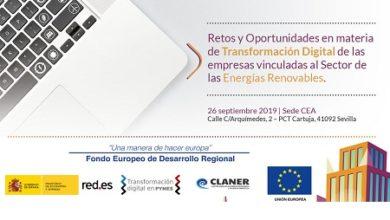 Retos y Oportunidades en materia de Transformación Digital de las empresas vinculadas al Sector de las Energías Renovables
