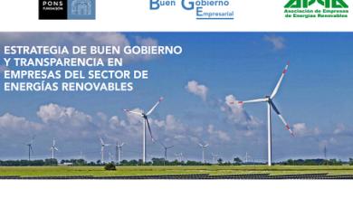 """Jornada: """"Buen Gobierno y Transparencia en Empresas de Energías Renovables"""""""