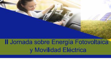 II Jornada de Energía Fotovoltaica y Movilidad Eléctrica