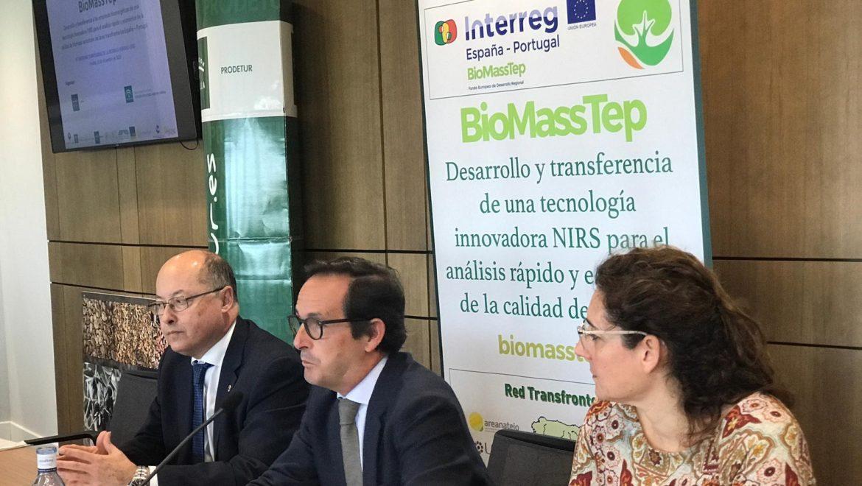 El proyecto europeo Biomasstep presenta sus resultados en Sevilla