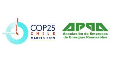 APPA Renovables en la COP25