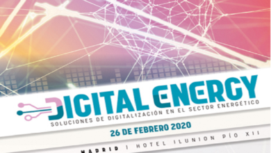 Digital Energy 2020, soluciones de digitalización para el sector energético