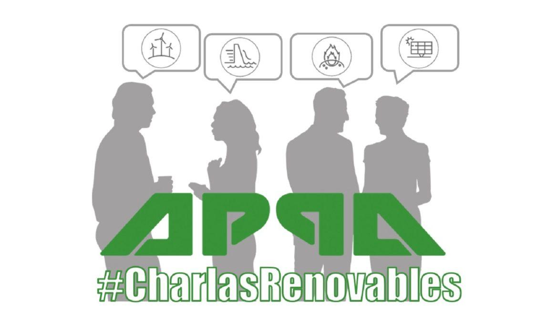 #CharlasRenovables: La actualidad del sector renovable desde casa