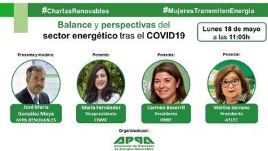 Mujeres que Transmiten Energía: Balance y perspectivas del sector energético tras el COVID19