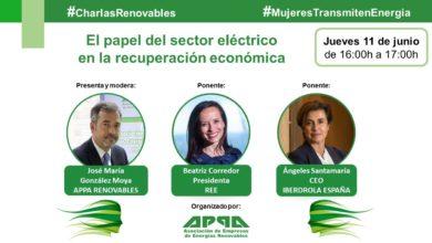 El papel del sector eléctrico en la recuperación económica