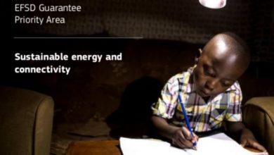 Webinario COFIDES Convocatoria de Proyectos África