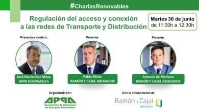 Regulación del Acceso y Conexión a las Redes de Transporte y Distribución