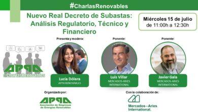 Nuevo Real Decreto de Subastas: Análisis Regulatorio, Técnico y Financiero