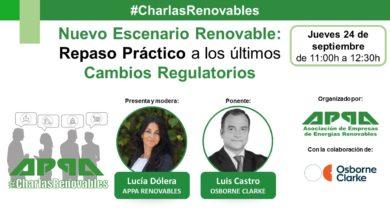 Nuevo Escenario Renovable: Repaso Práctico a los últimos Cambios Regulatorios