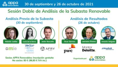 Sesión Doble de Análisis de la Subasta (octubre 2021) – Análisis Previo